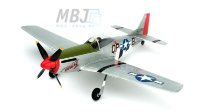 Parkzone Ultra-Micro P-51D Mustang BNF AS3X